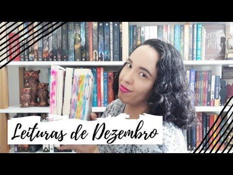 Leituras de Dezembro (2018) + SORTEIO | Um Livro e Só