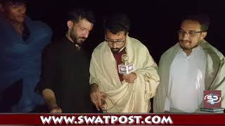 Night Program in Gabin Jaba by Humza Yusuf Zai via Swatpost