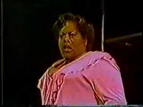 And I Am Telling You I'm Not Going (1982) (Song) by Jennifer Holliday