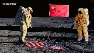 ESTO ACABA de HACER CHINA en la LUNA
