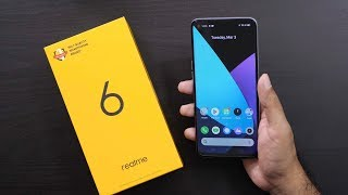 Realme 6 Unboxing & Overview The Game Changer for Segment?