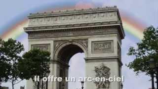 Sous le ciel de Paris - Edith Piaf (With lyrics)