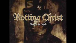Rotting Christ - Cold Colours (Album - Sleep Of The Angels)