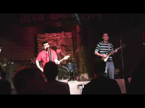 Space Thief - Tanks (live at Red Eyed Fly)