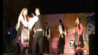 preview picture of video 'Nifi - Νυφη, Nyfh, Apokries, Peristeri Περιστερι, Greek Dance'