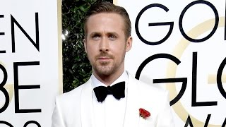 Why Everyones Talking About Ryan Goslings Golden Globes Acceptance Speech