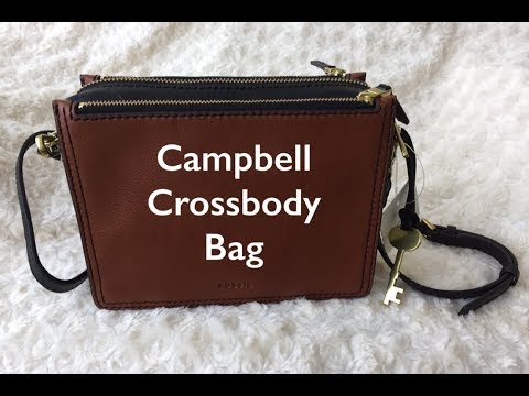 Fossil Campbell Crossbody Bag | Reveal | Review | #75
