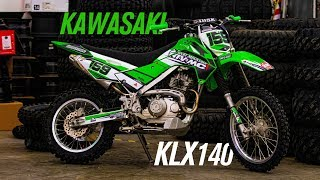 Enjoyable 2008 Kawasaki Klx 140 Motorcycle Specs Reviews Prices Pabps2019 Chair Design Images Pabps2019Com