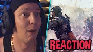 MontanaBlack reagiert auf den Battlefield 5 Trailer! 😱 | MontanaBlack Stream Highlights