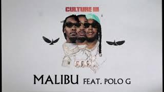 Kadr z teledysku Malibu tekst piosenki Migos