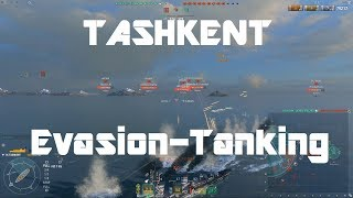 Tashkent - The Art Of Evasion-Tanking