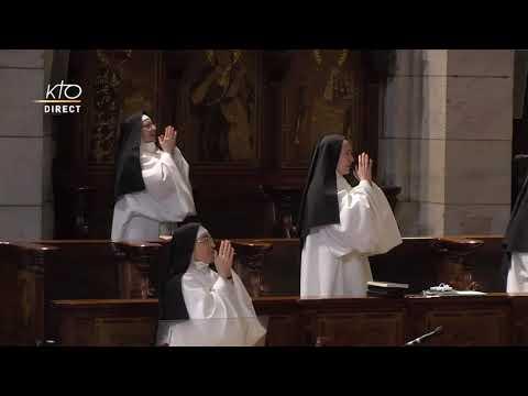 Prière du Milieu du jour du 22 janvier 2021 des Bénédictines du Sacré-Coeur de Montmartre
