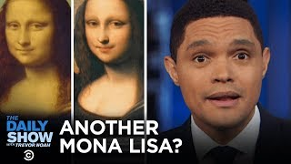 """Another Mona Lisa, U.N. Climate Summit Fail & Amazon's """"Lord of the Rings"""" Series   The Daily Show"""
