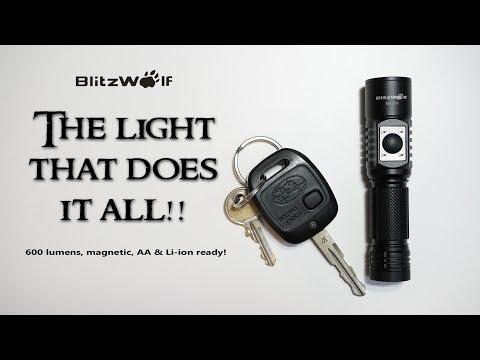 BlitzWolf BW-ET1- A Werewolf in Wolf\'s clothing!