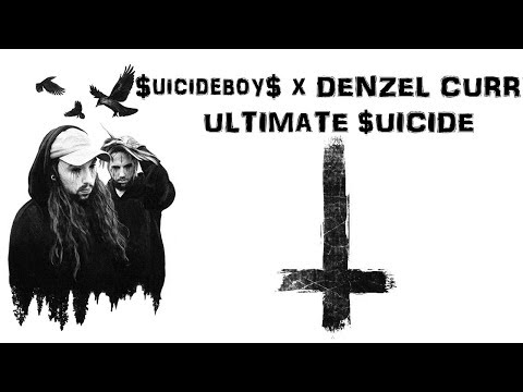 $UICIDEBOY$ x DENZEL CURRY - ULTIMATE $UICIDE //Перевод // Russian subs