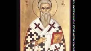 Acatistul Sfantului Ciprian Si Iustina ( 2 Octombrie )