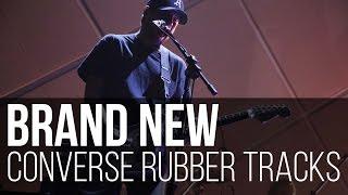Brand New - You Won't Know (Converse Rubber Tracks Brasil / São Paulo)