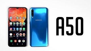 Review: Samsung Galaxy A50 (Deutsch) | SwagTab