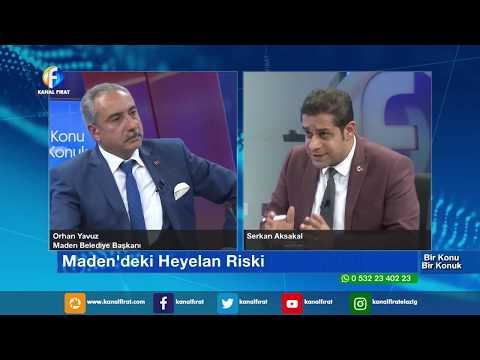 Bir Konu Bir Konuk. Orhan YAVUZ.17/10/2019