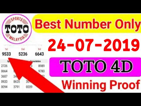 Lucky Number 6d Toto