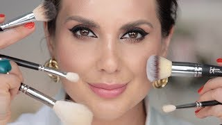 THE ONLY MAKEUP BRUSHES YOU NEED | ALI ANDREEA