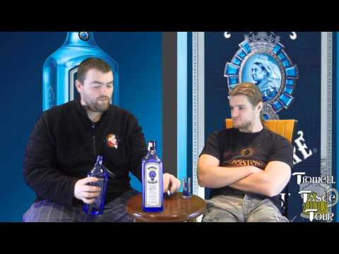 Bombay Sapphire London Dry Gin vs Bombay Sapphire East Gin Liquor Review