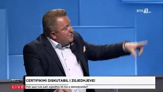 Përmbledhje e emisionit Debat nga java e kaluar