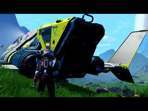 No Man's Sky Adds Mass Effect's Normandy As Expedition Reward