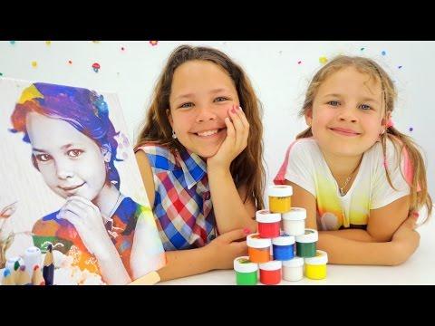 С днем рождения, Настя. Видео для девочек.