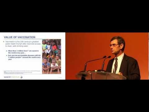 Desarrollo y producción de vacunas: gestionando necesidades. Asia Biopharma. Asia Convention 2012
