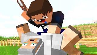 Sheep Life   Craftronix Minecraft Animation