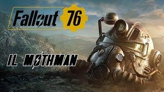 FALLOUT 76 ITA - IL MOTHMAN, l'uomo falena