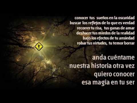 Oscuridad (anda, cuéntame) - Adrenalina / Rock en español El Salvador (Letra)