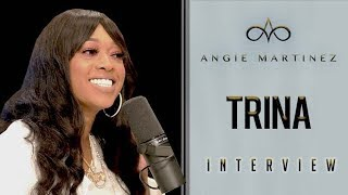 Trina Shares Experience Working w/ Nicki + Dodging A Bullet w/ French, Tory Lanez, & James Harden
