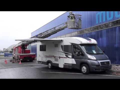 Un store pour camping-car prêt à affronter les grands vents