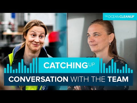 Catching up on oceans, rivers and research during COVID-19 | Team conversations | The Ocean Cleanup