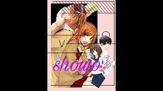 Gambar cover Mangas shojo (romance)