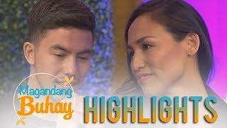 Magandang Buhay: Tony's touching message for his mom, Angel Jones