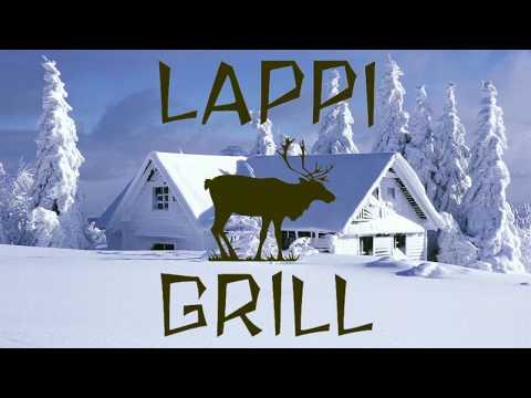 Видеопрезентация Lappigrill-inoxV