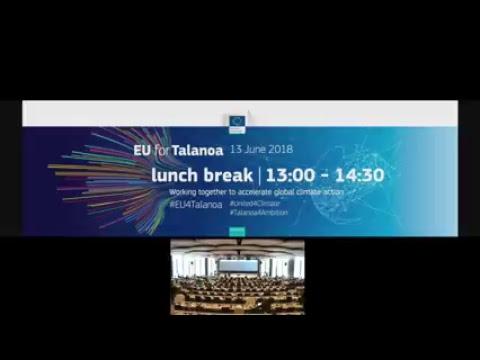 EUClimateAction Live Stream