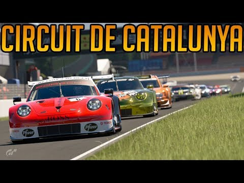 Gran Turismo Sport: My First Race At Catalunya