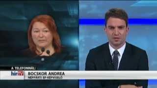 Brüsszeli helyzetkép Bocskor Andrea EP-képviselő szemével