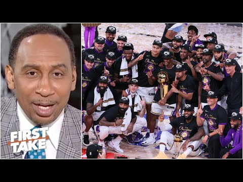 Will LeBron & the Lakers repeat as NBA Champions? Stephen A. says yes | First Take