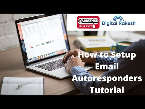 How to enable email autoresponder in your website