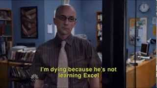 Dean Pelton's french thoughts - Community