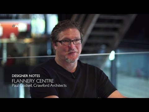 AWS Designer Notes - Paul Godsell from Crawford Architects
