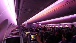 LAN 787 DREAMLINER: SCL-AKL-SYD