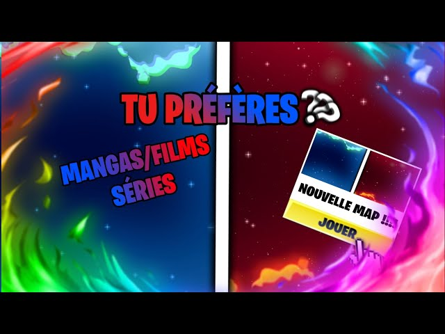 TU PRÉFÈRES SPÉCIAL FILMS/SÉRIES/MANGAS