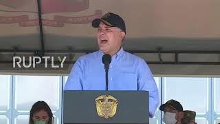 Kolumbia: Prezydent Duque tworzy elitarne siły do walki z gangami narkotykowymi i grupami zbrojnymi