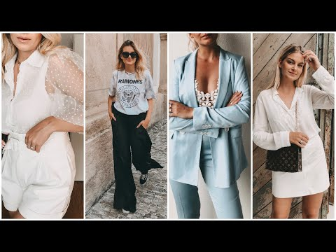 Fashion Haul | Sommer Trends | Zara, H&M, Mango, Asos